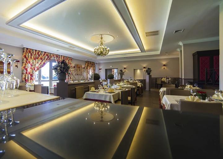 hotel restaurant volubilis